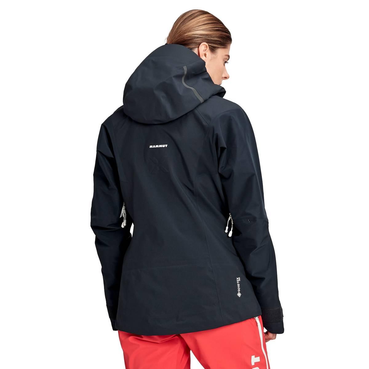 Mammut Nordwand Pro Hooded Hardshell Jacket Women Night