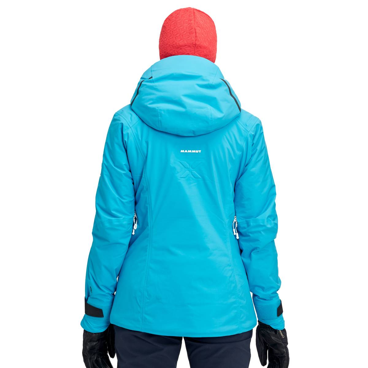 Mammut Nordwand Thermo HS Hooded Jacket Women Sky