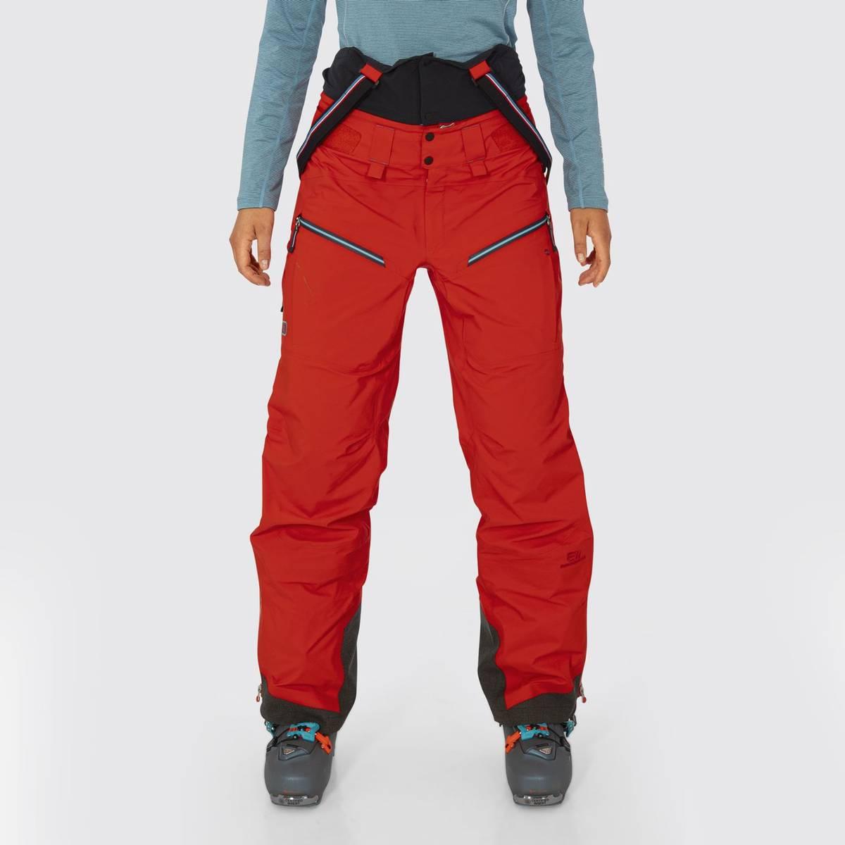 Elevenate W Bec de Rosses Pants Red Glow