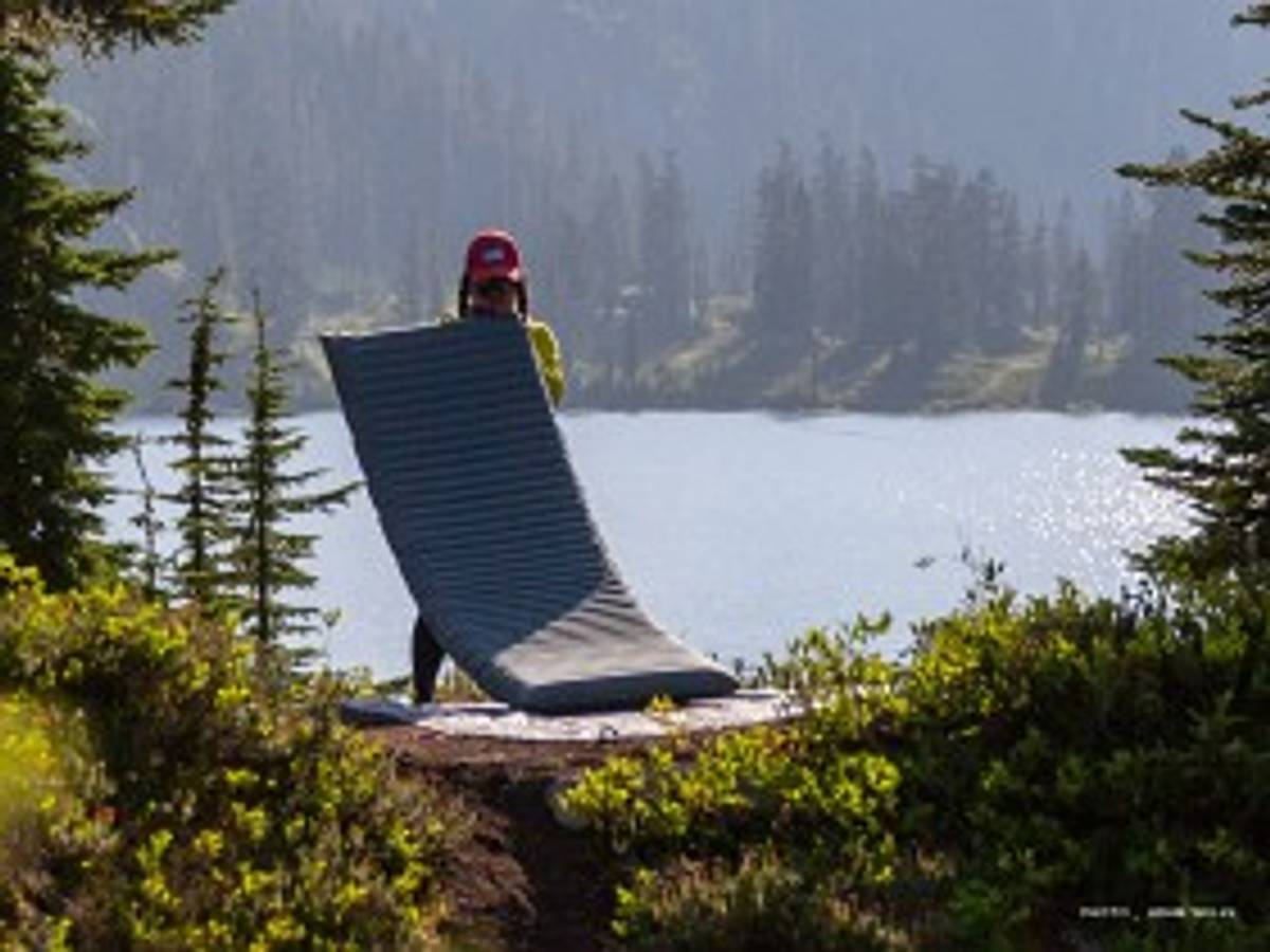 Therm-a-Rest NeoAir Topo Luxe Balsam
