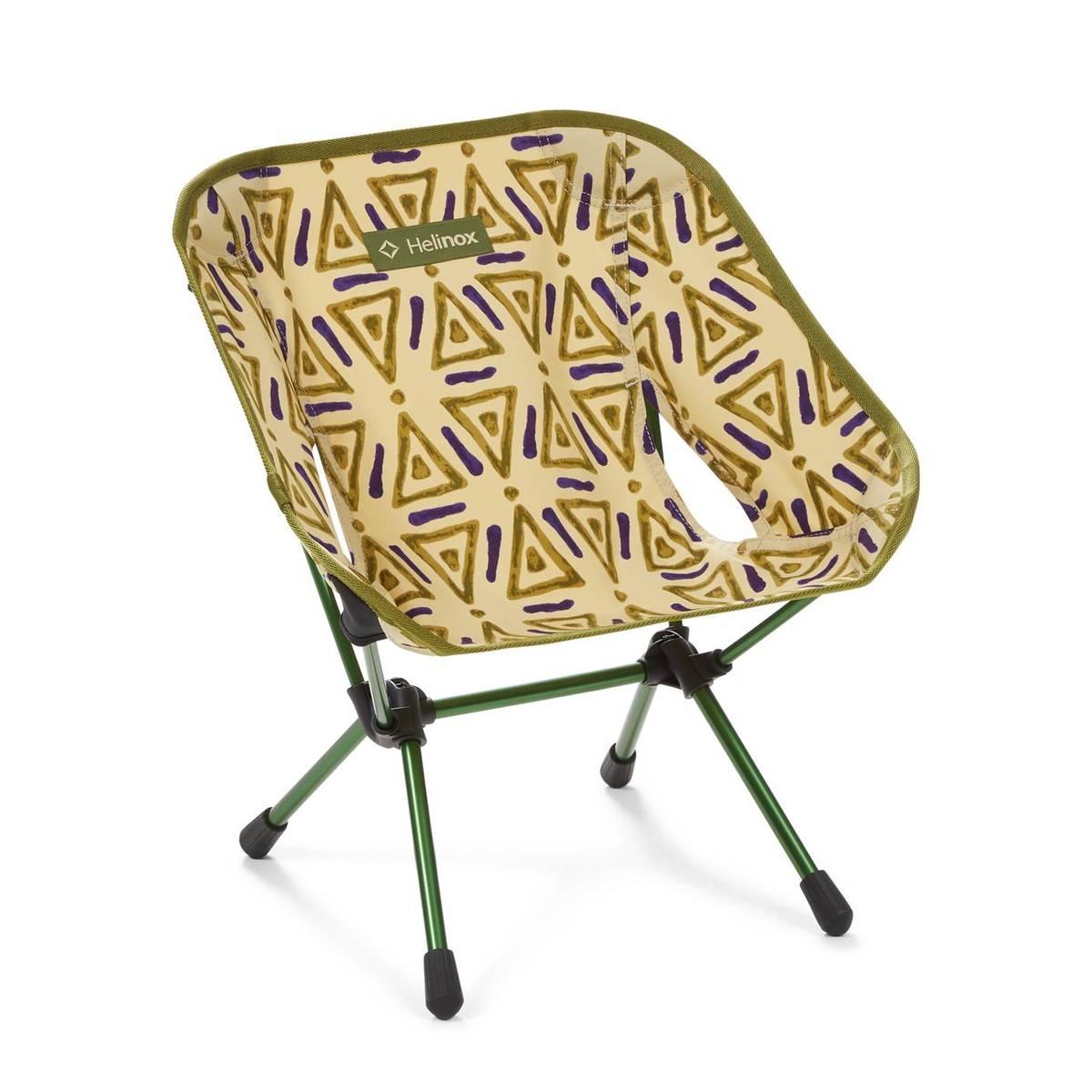 Helinox Chair One Mini Triangle Green/Green
