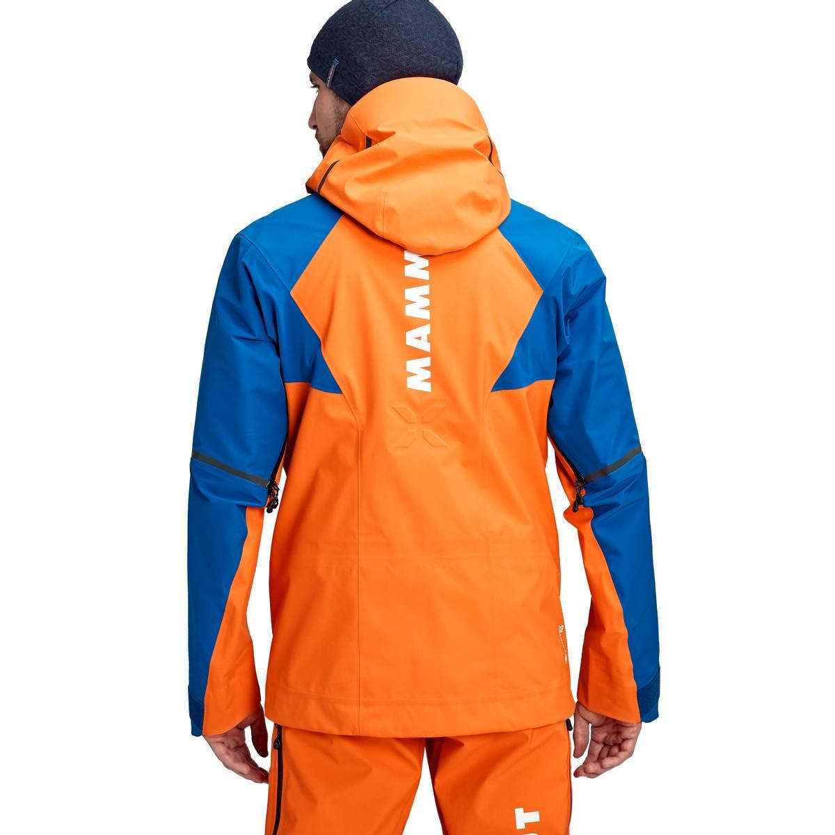 Mammut Nordwand Pro Hooded Hooded Hardshell Jacket Men Arumita