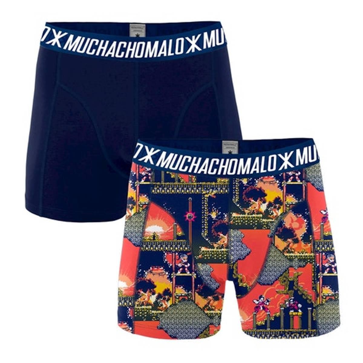 Muchachomalo 2-pack Boxer shorts Super Nintendo
