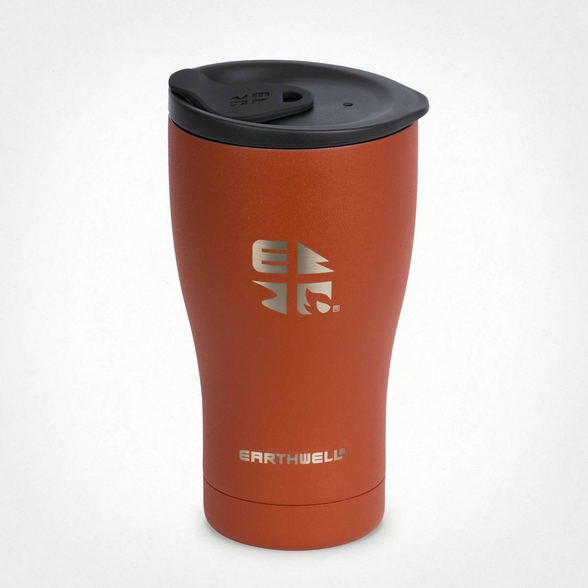 Earthwell 16oz Early Riser™ Tumbler Sierra Red