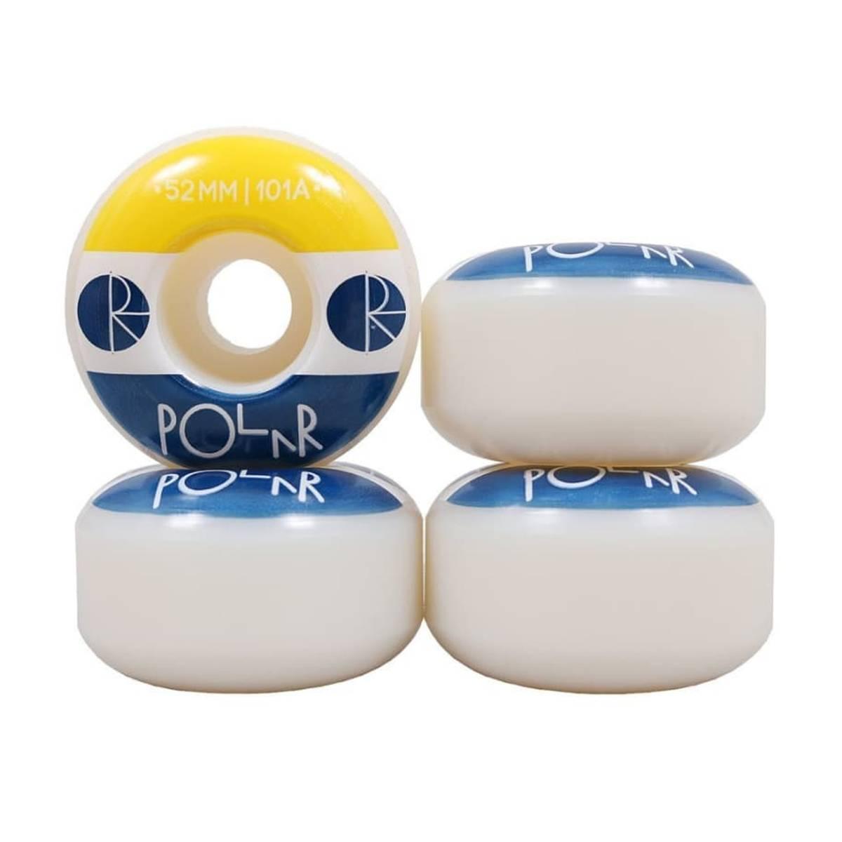 Polar Fill Wheels Logo - 101a - 52mm