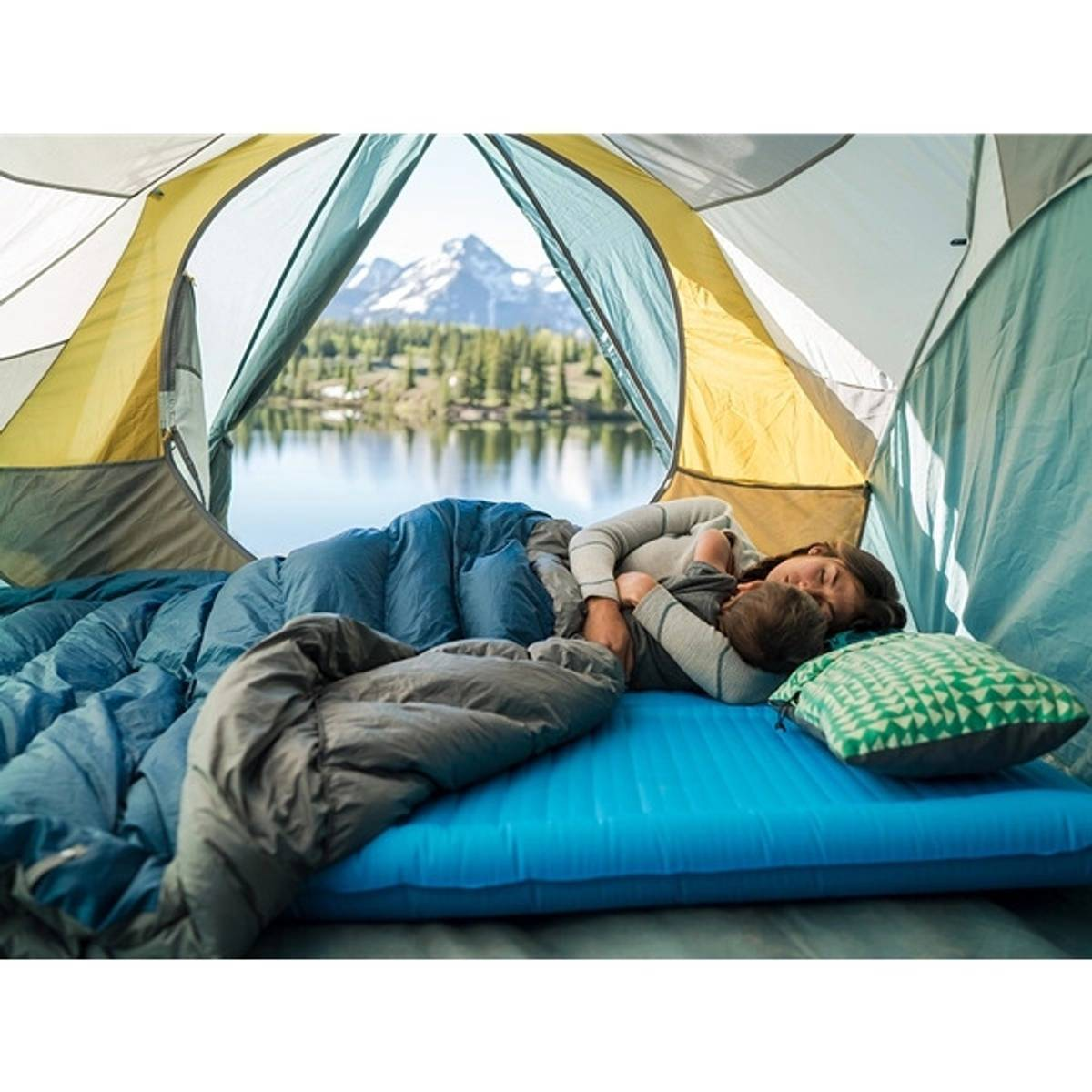 Therm-a-rest NeoAir® Camper™ Duo Sleeping Pad