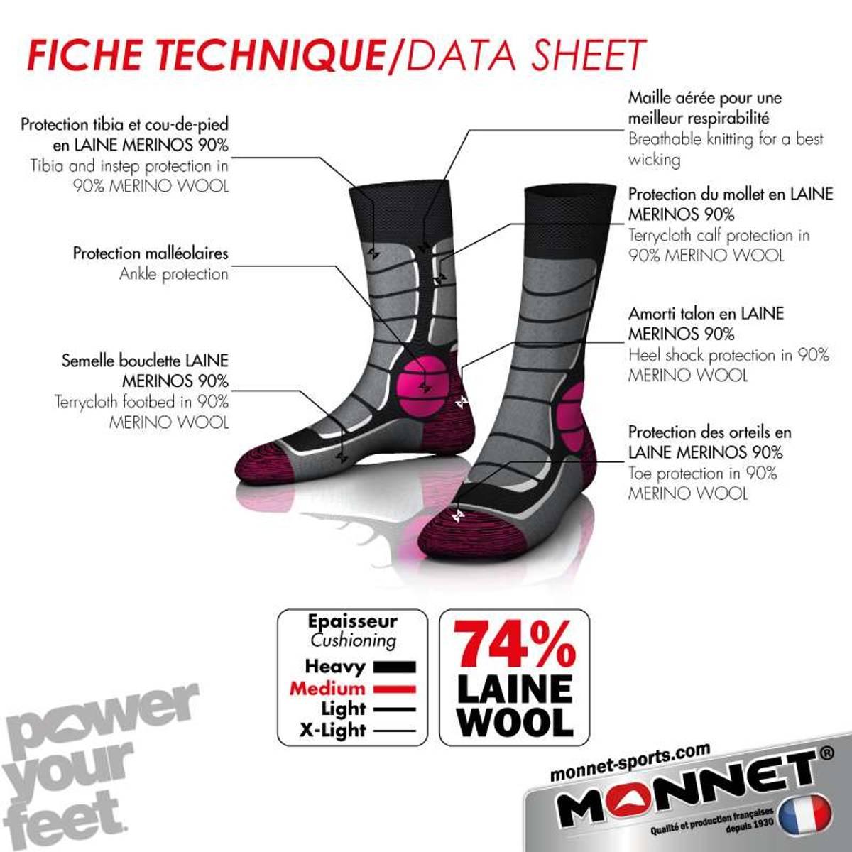 Monnet Trek Medium