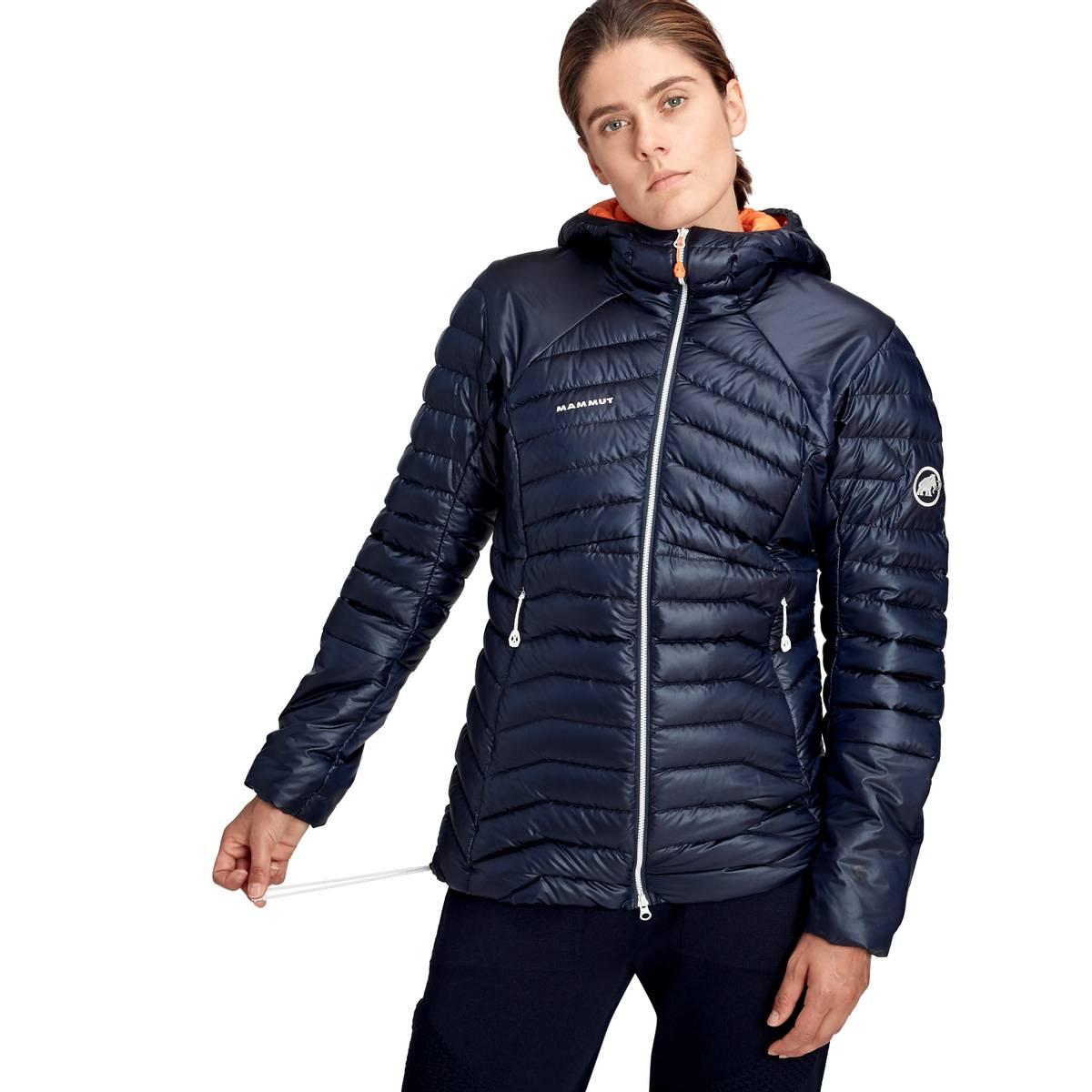 Mammut Eigerjoch Advanced IN Hooded Jacket Women Night