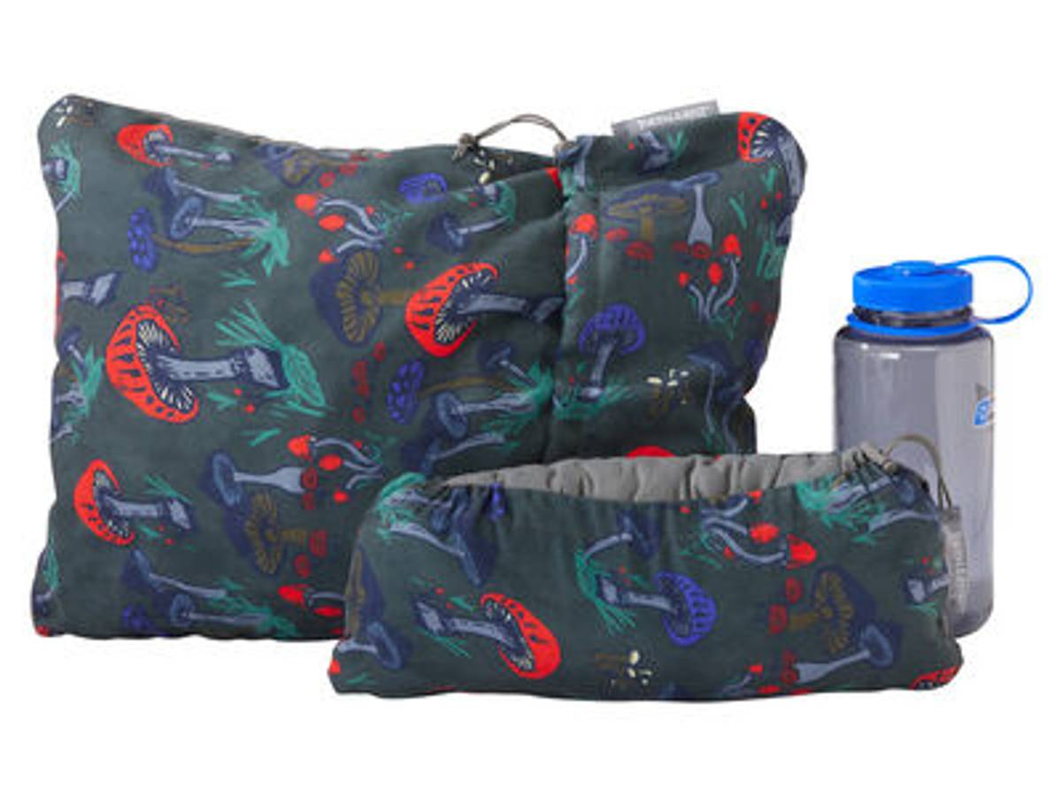 Therm-a-rest Compressible Pillow Denim Funguy