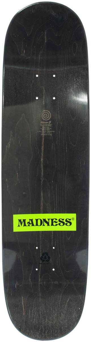 Madness Skateboards Spun Out R7 Green 8.375