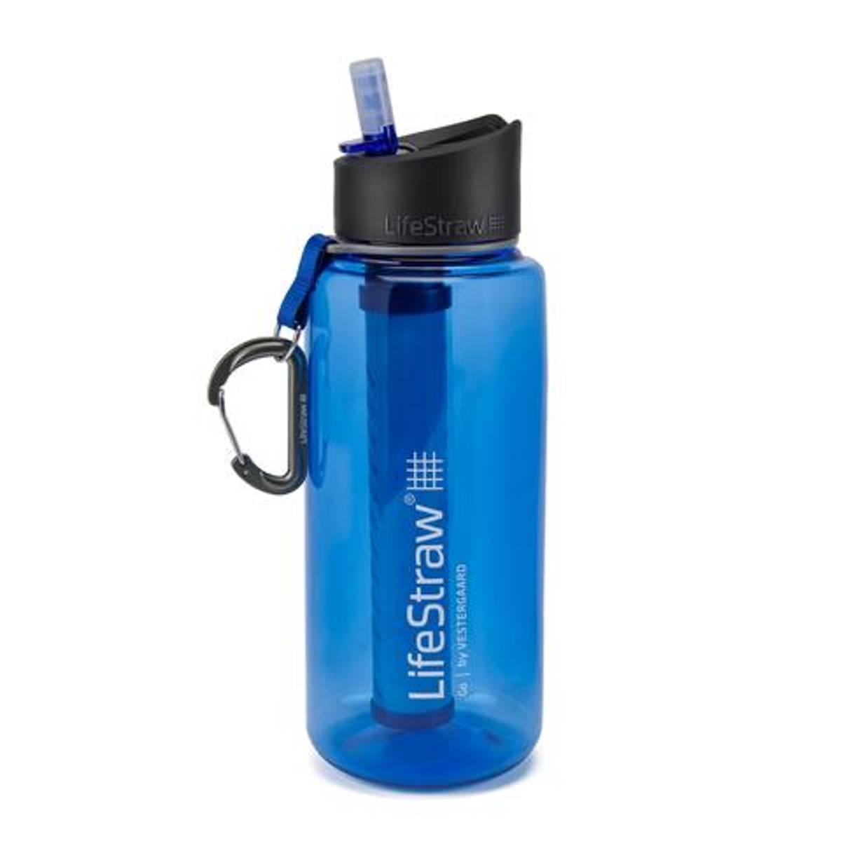 LifeStraw Go 1L Vannfilter Blue
