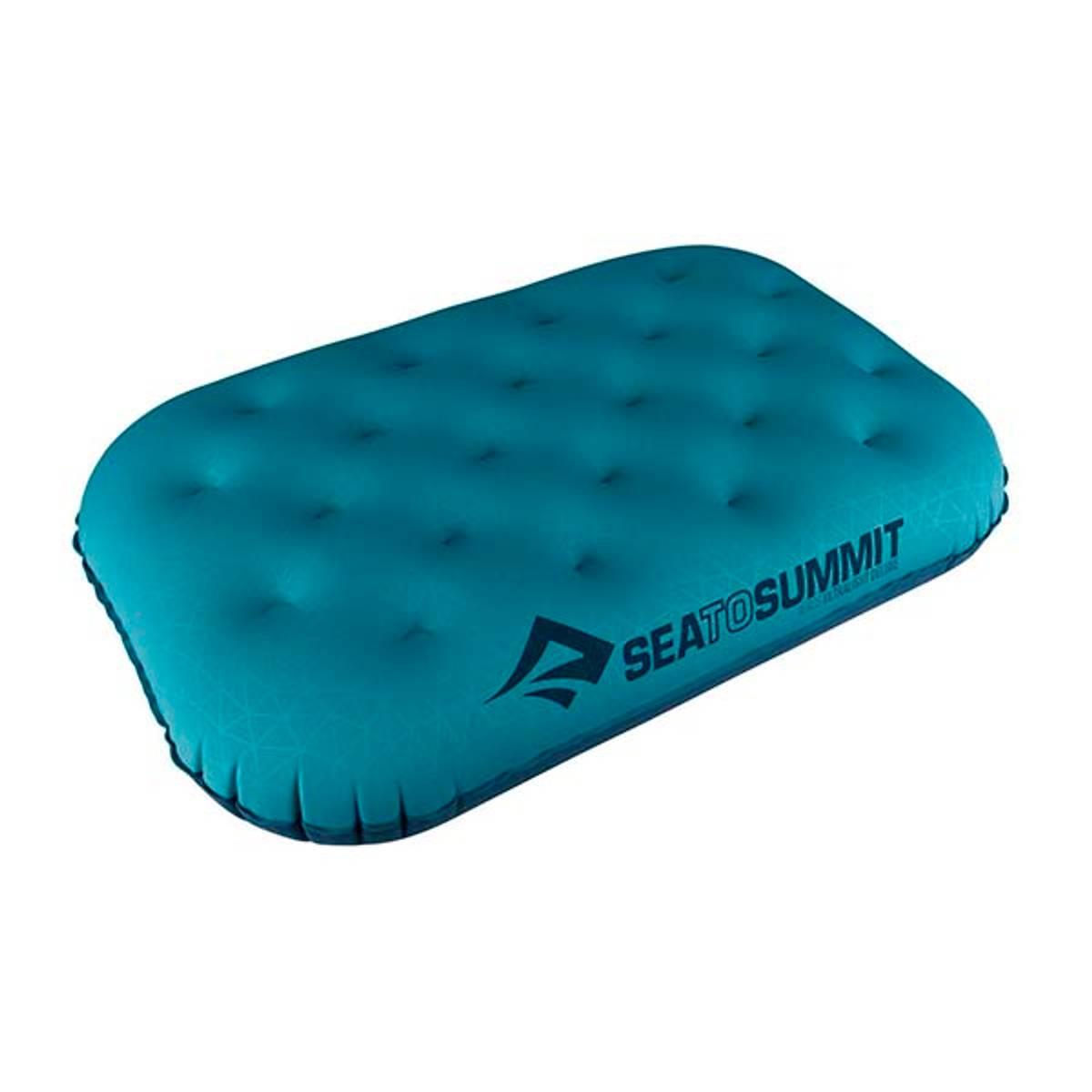 Sea To Summit Pillow Aeros Ultralight Deluxe Aqua
