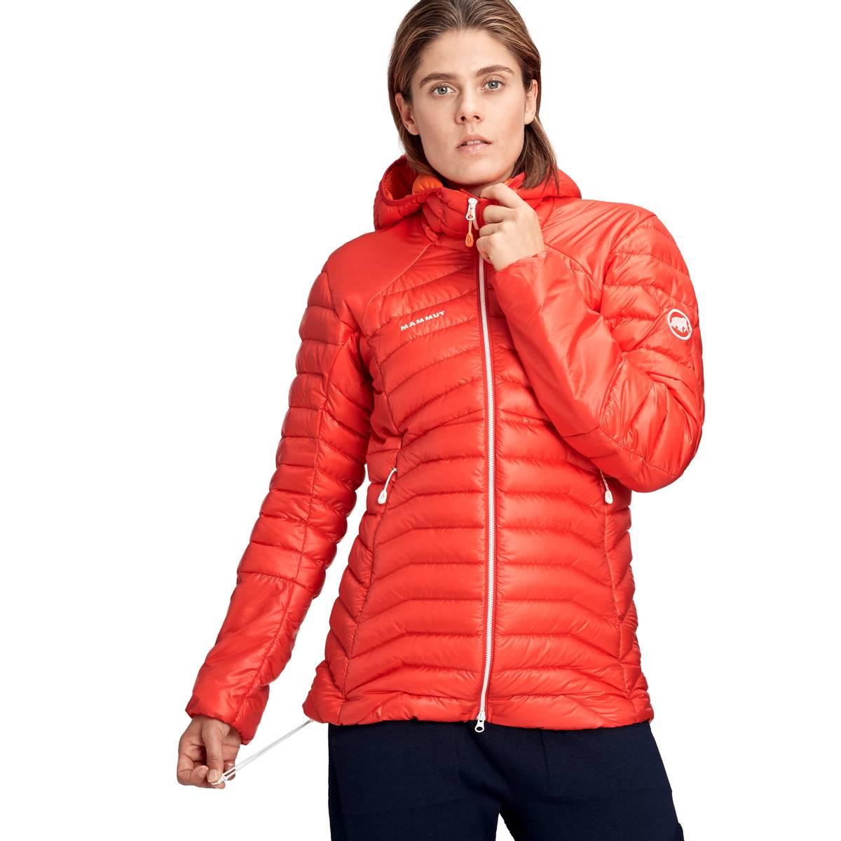 Mammut Eigerjoch Advanced IN Hooded Jacket Women Azalea