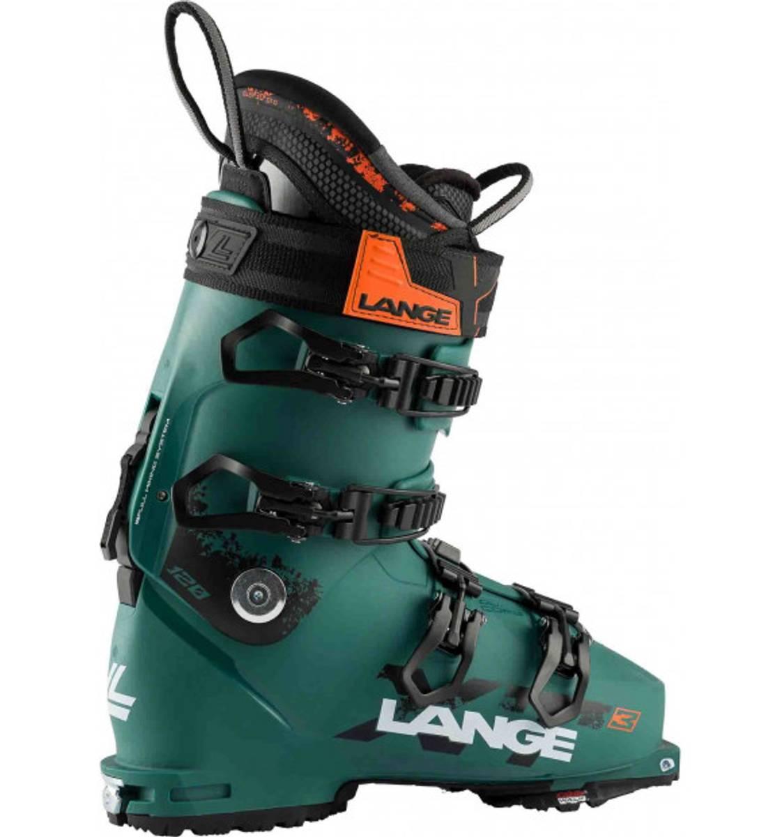 Lange XT3 120 Jungle Green