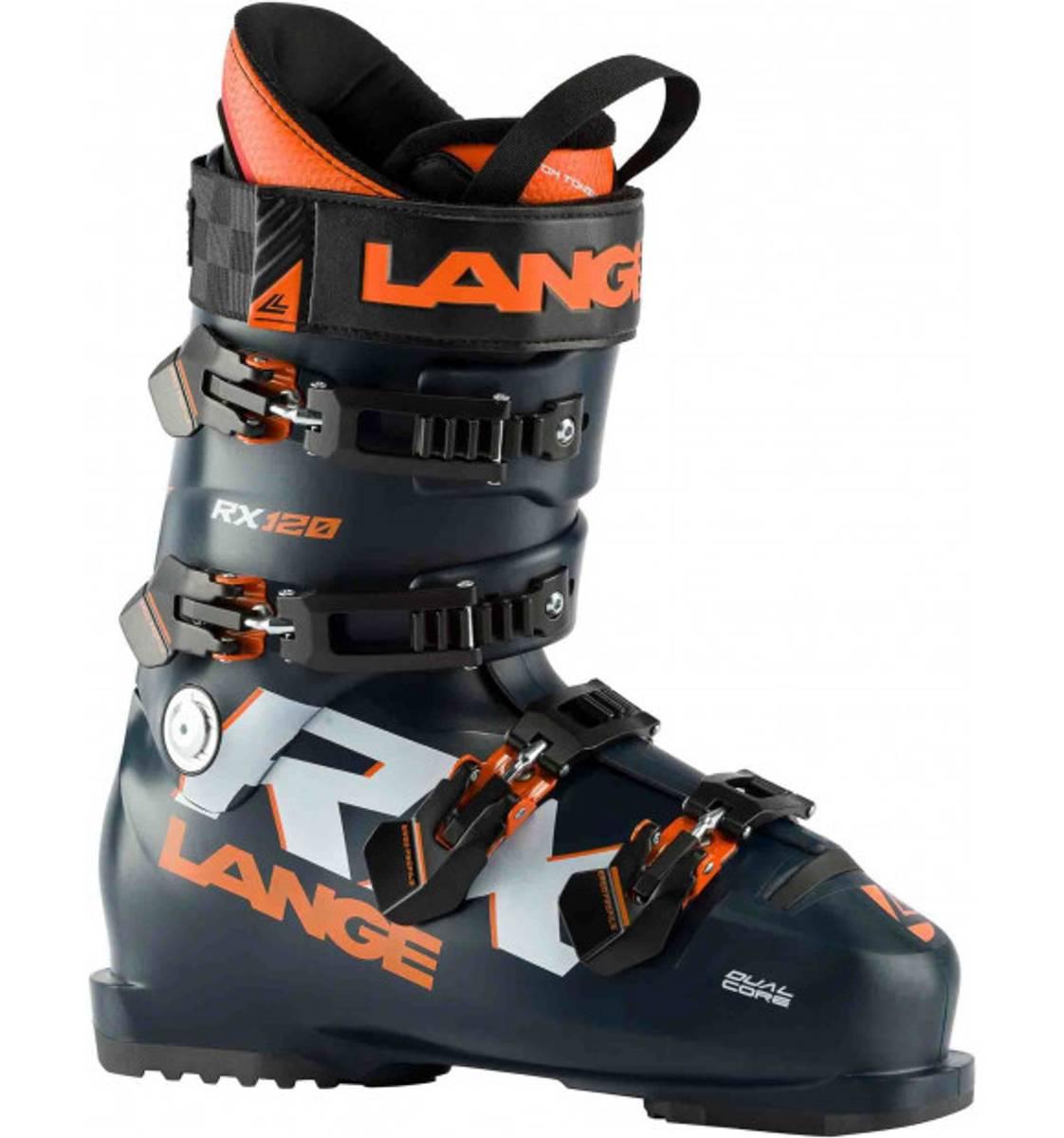 Lange RX 120 Blue/Orange