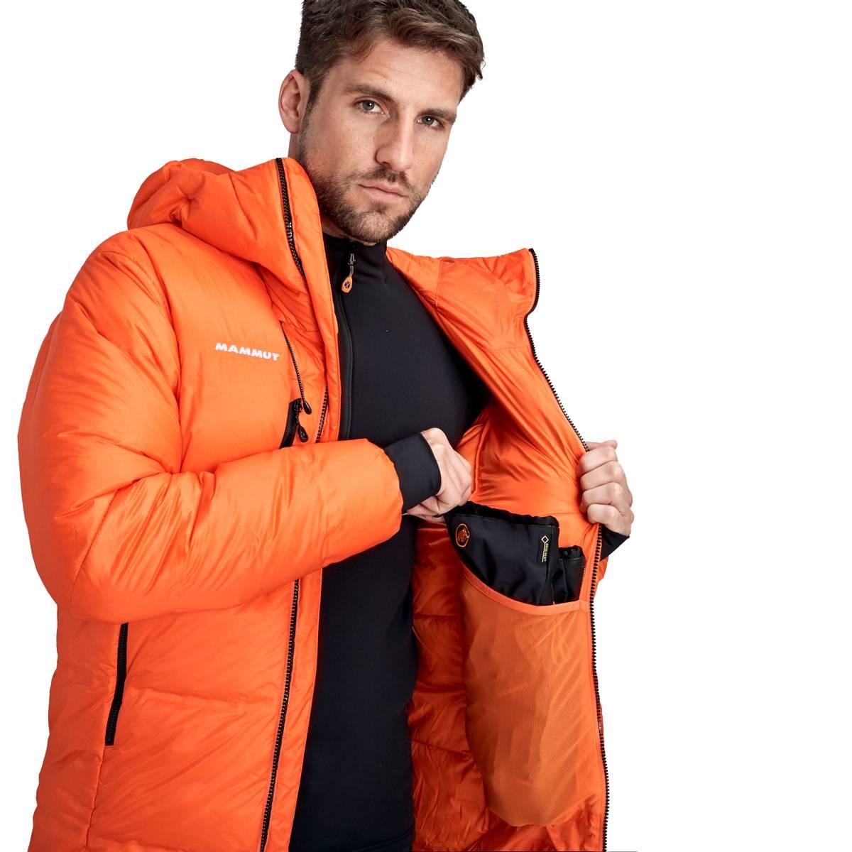 Mammut Eigerjoch Pro IN Hooded Jacket Men Arumita