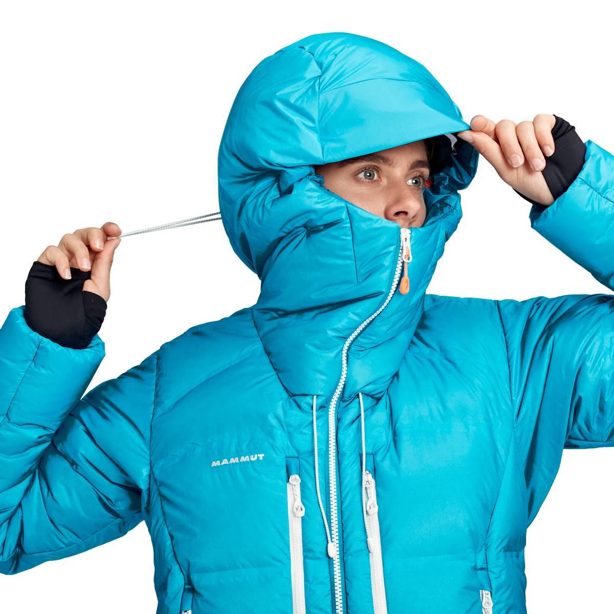 Mammut Eigerjoch Pro IN Hooded Jacket Women Sky