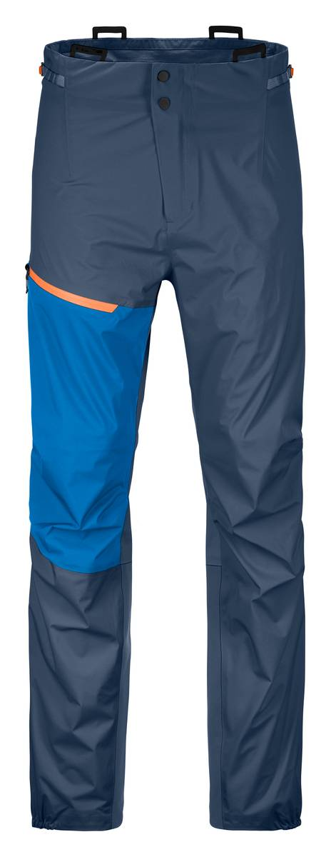 Ortovox Westalpen 3L Light Pants M Blue Lake