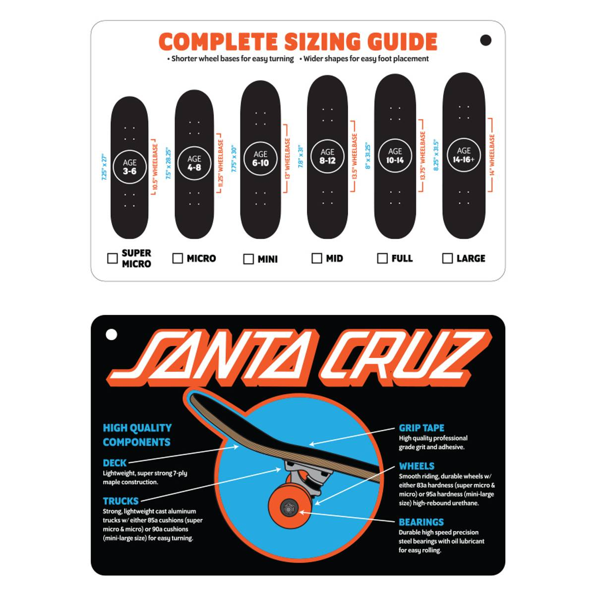 Santa Cruz Classic Dot Super Complete 7.25