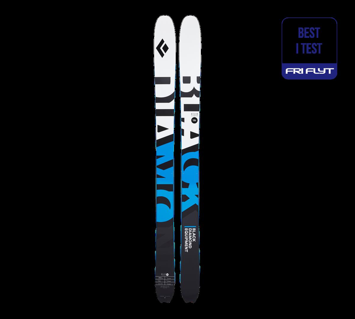 Black Diamond Helio Carbon 104 Skis