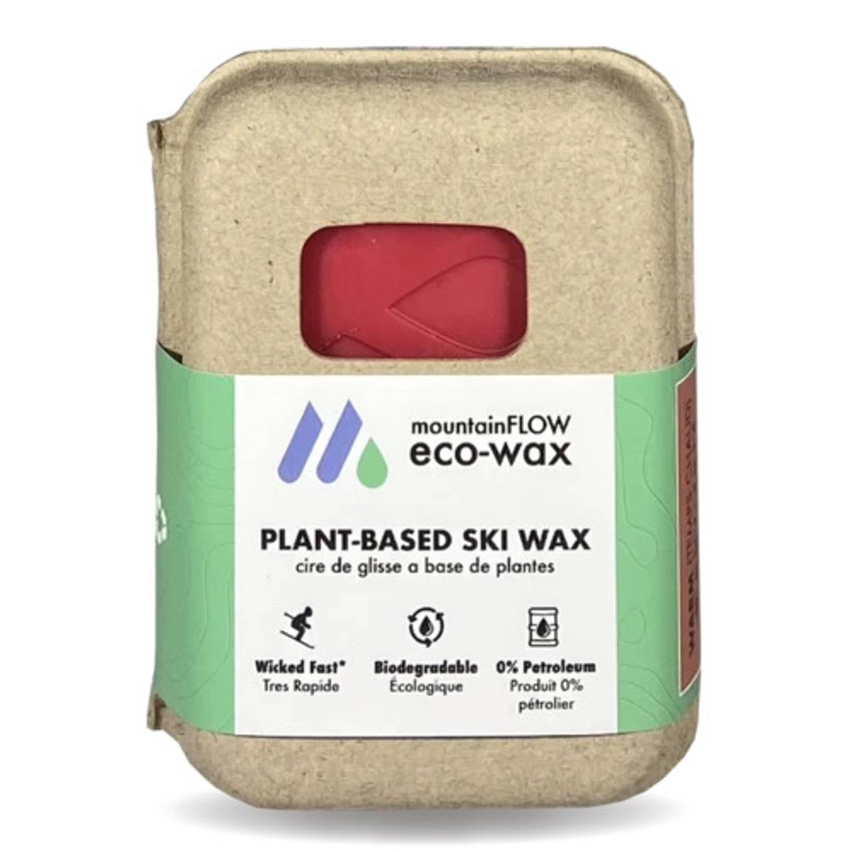 mountainFLOW Hot ECO-Wax Warm | -7 to 2C