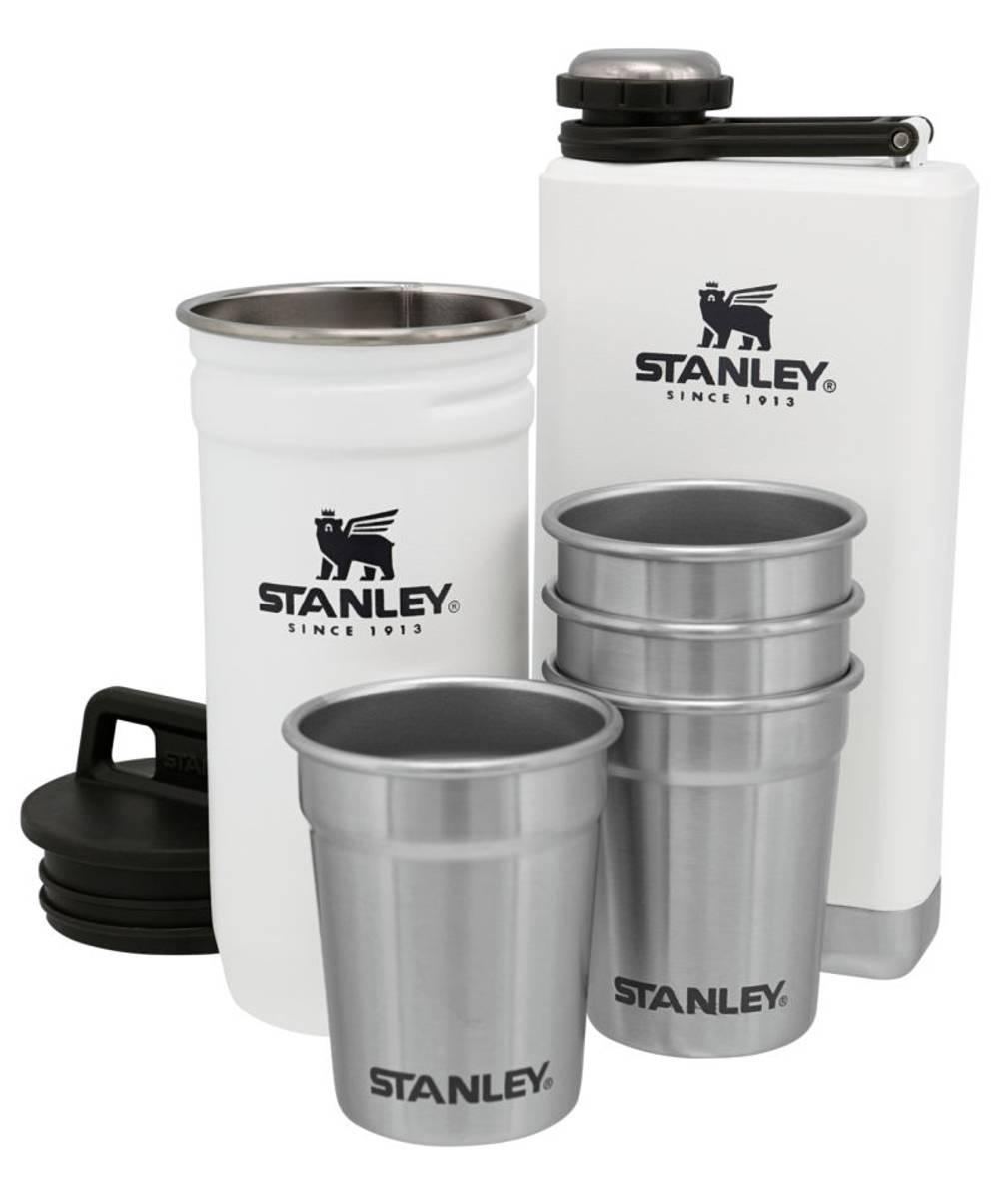 Stanley Adventure Steel Shots + Flask Polar