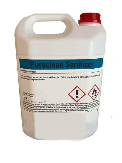 Bilde av Pureclean Sanitizer - 5 liter