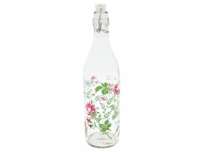 GreenGate, glassflaske Constance white