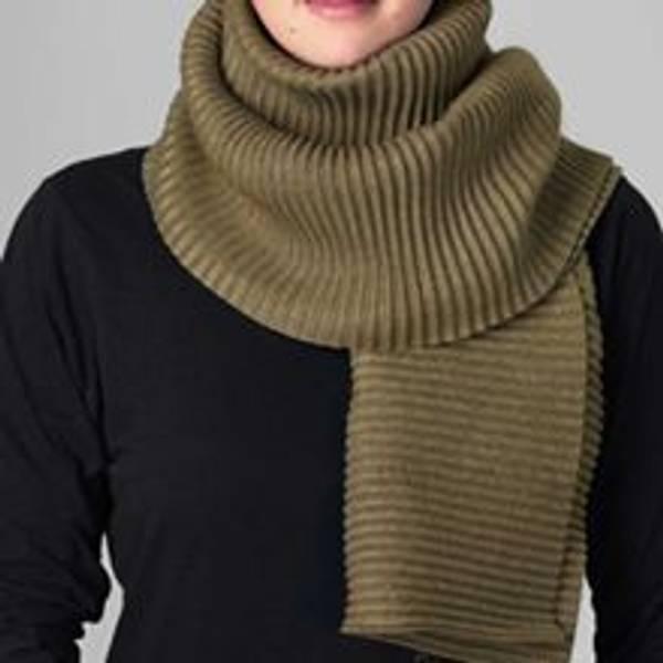 Pleece scarf mud by Designhouse Stockholm