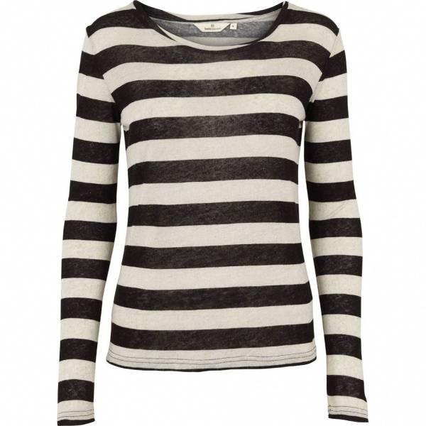 Basic apparel,  Ariel black/sand genser