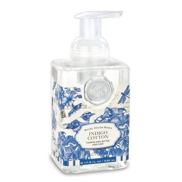Michel Design Works, Skummende såpe indigo cotton