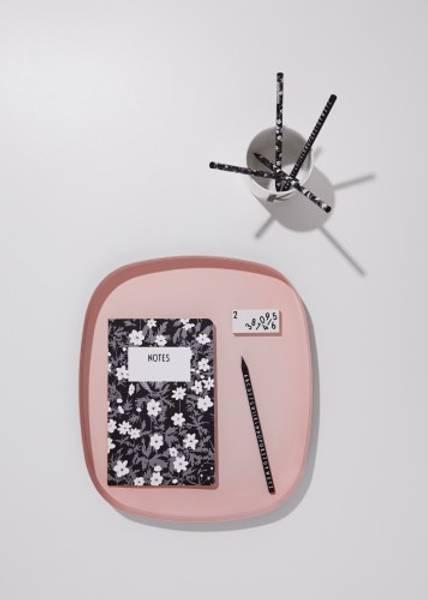 Design Letters, Flower blyantsett 5 stk