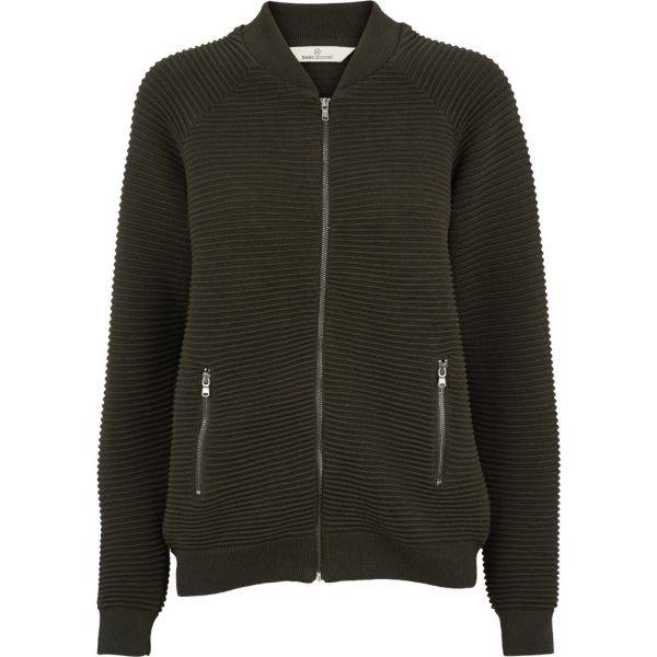 Basic apparel, Custom jacket dark army