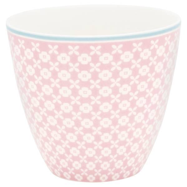 GreenGate, lattekopp Helle pale pink