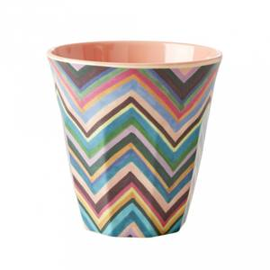 Bilde av Rice, kopp med zigzag print