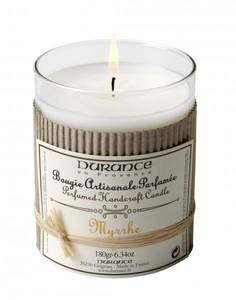 Bilde av Durance duftlys vanilje
