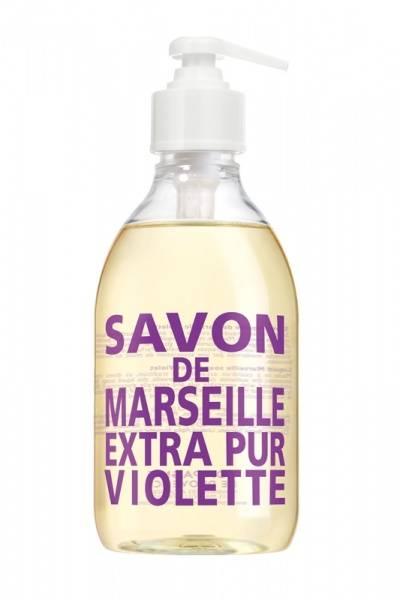 Flytende såpe, 300ml extra pur violette, Savon de Marseille