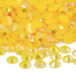 Bilde av Rhinestones, 1000 stk yellow