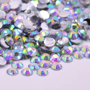 Bilde av Rhinestones, 1000 stk crystal