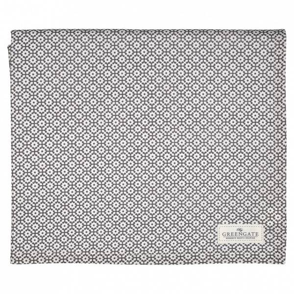 GreenGate, duk Jasmina warm grey 145 x 250 cm