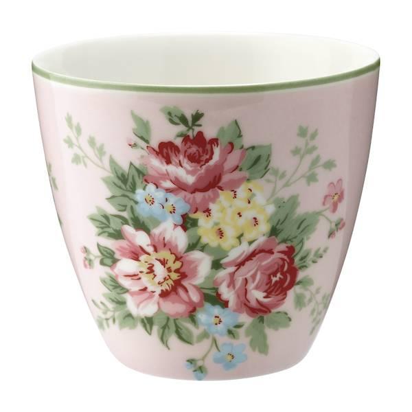 GreenGate, lattekopp Aurelia pale pink