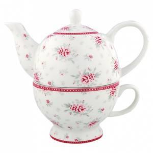 Bilde av GreenGate, tesett Tea for one