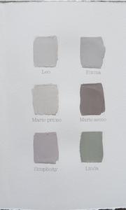 Bilde av Kalklitir, fargekart Colour