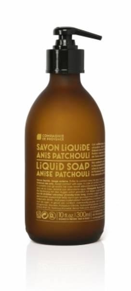Savon de Marseille, flytende såpe 300 ml, anis patchouli
