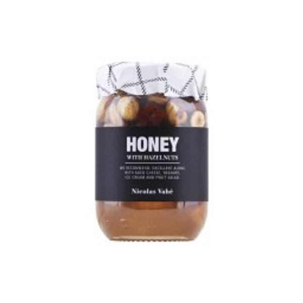 Nicolas Vahe, honning m/hasselnøtter