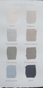 Bilde av Kalklitir, fargekart