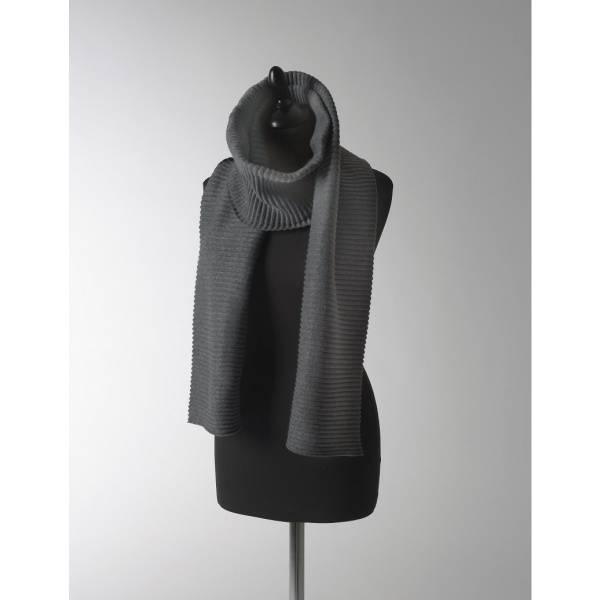 Pleece scarf dark grey by Designhouse Stockholm
