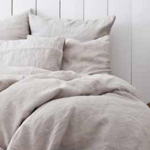 Tell me more, Pillowcase light grey