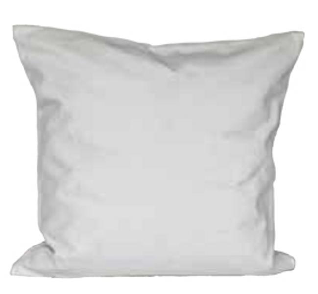 Tell me more, Paint cushion white
