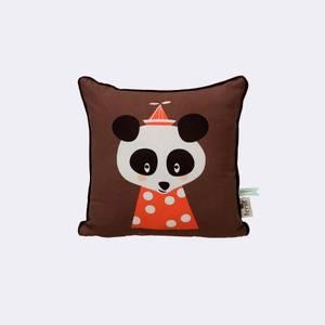Bilde av Ferm Living, Pute Posey panda